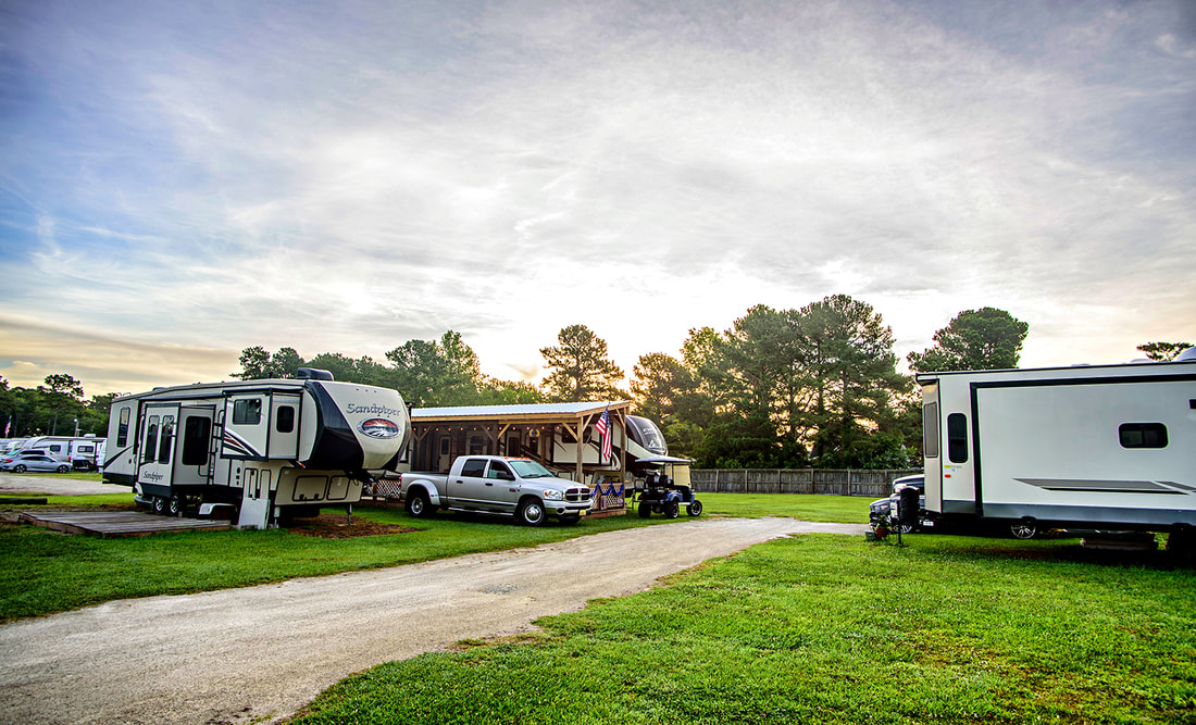Seahaven Marine RV Park - Seahaven Marine RV Park in Sneads